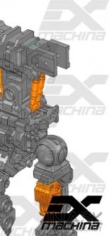 Image 09Ex Machina 1:60 FA007 Full Armor
