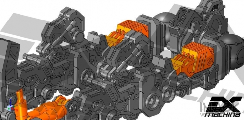 Image 12Ex Machina 1:60 FA007 Full Armor