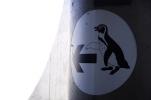 ペンギンの看板