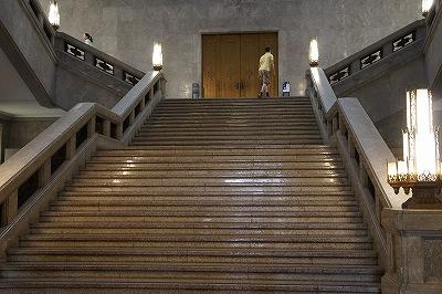 半沢直樹の階段