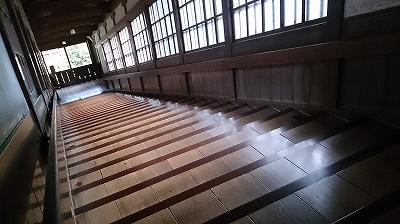 永平寺 階段