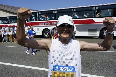 2014校長先生北海道マラソン