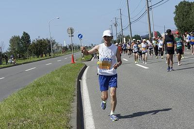2014北海道マラソン華麗な走り