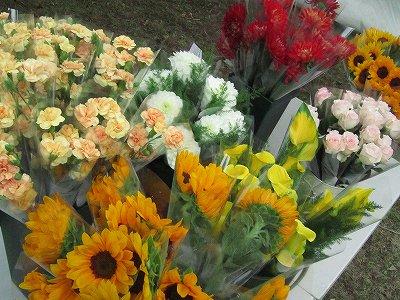 学祭 生花