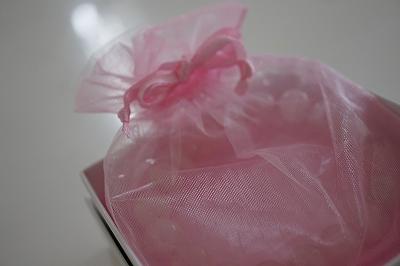 ピンク色キレイー