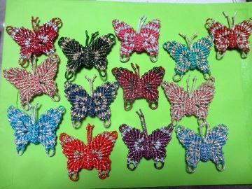蝶々を作るので♪6