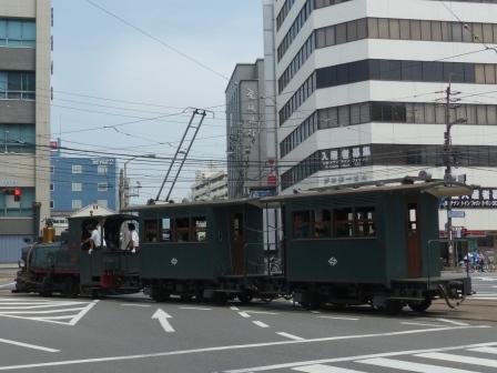 坊っちゃん列車 5