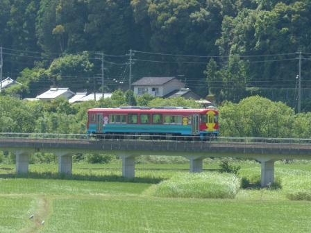 土佐くろしお鉄道 中村・宿毛線 8000形 4