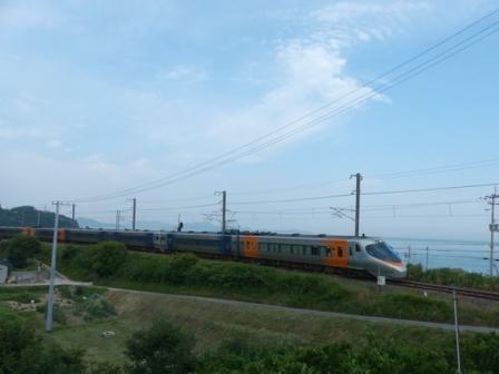 8000系特急電車 1
