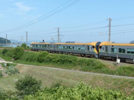 8600系特急電車 1