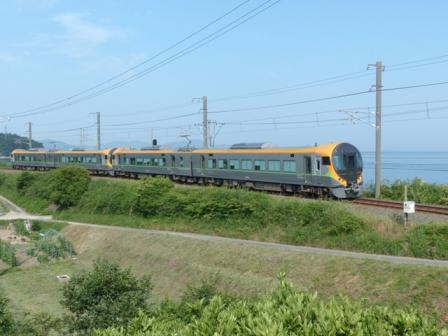 8600系特急電車 2