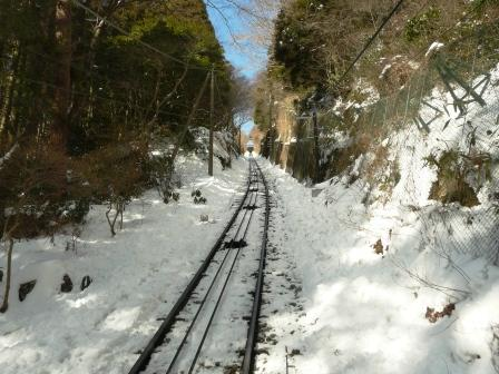 筑波山ケーブルカーからの眺め 4