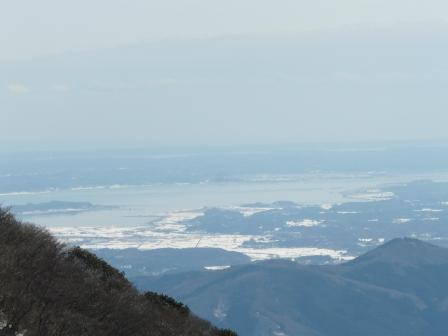 筑波山 展望台からの眺め 1