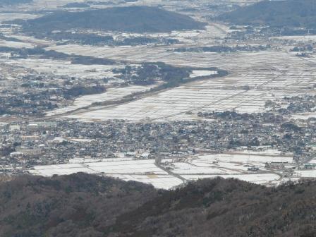 筑波山 展望台からの眺め 3