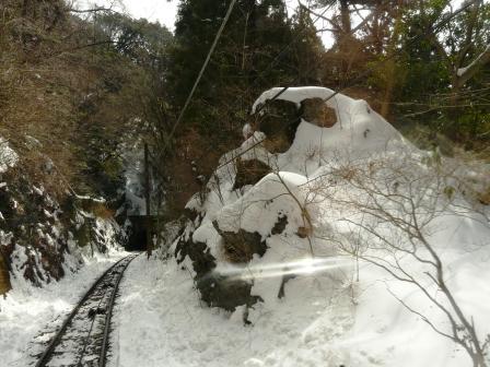筑波山ケーブルカーからの眺め 6