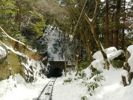 筑波山ケーブルカーからの眺め 7