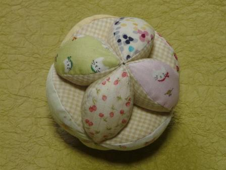赤ちゃん用ボール 1
