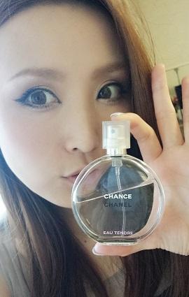 久々CHANEL香水
