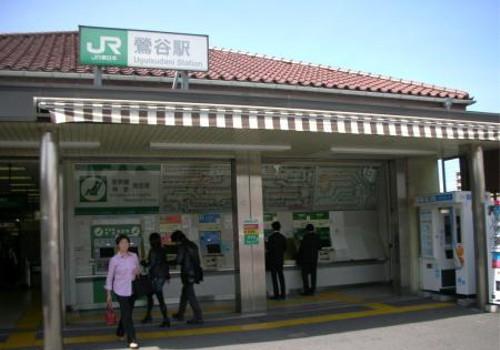 山手線で最も利用者数の少ない駅ってどこ?