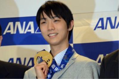 フィギュアスケート金メダリストの羽生結弦の報奨金は600万円!その使い道がすばらしい