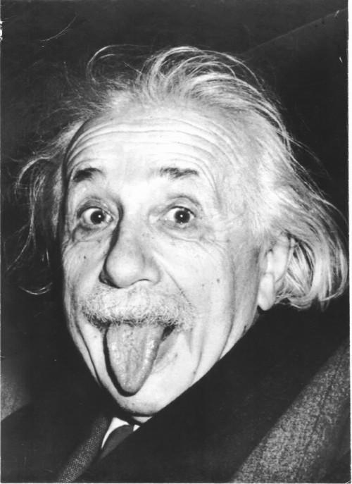 1879年3月14日はアルベルト・アインシュタインの誕生日