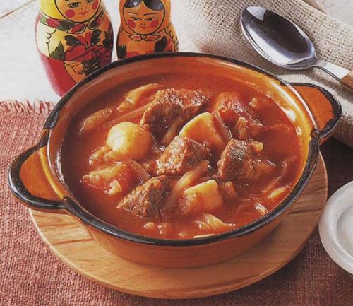 世界三大スープ「ボルシチ」発祥の地はウクライナ