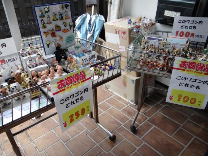 かわいい犬猫の置物がいっぱいの「ギャラリー彩」(鎌倉)