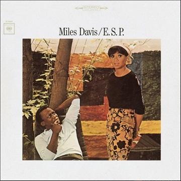 Miles Davis E.S.P. Columbia CS 9150