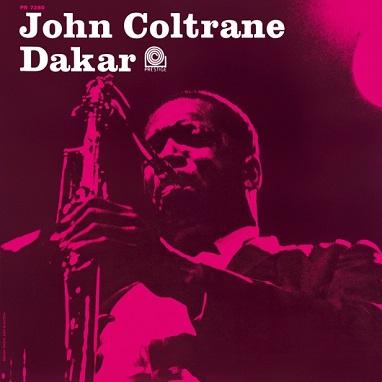 John Coltrane Dakar Prestige PRLP 7280