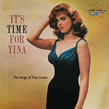 Tina Louise Its Time For Tina Urania USD 2005