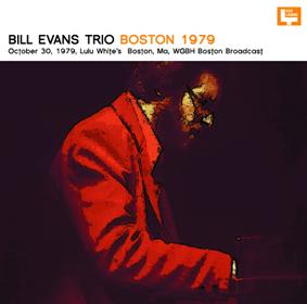 Bill Evans Boston 1979
