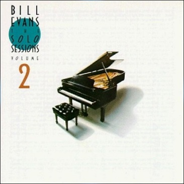 Bill Evans The Solo Sessions Volume 2