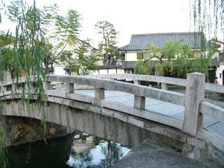 倉敷美観地区中橋