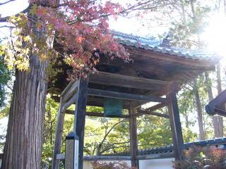 井山宝福寺梵鐘