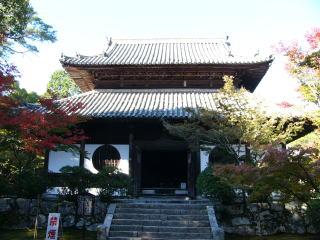 井山宝福寺仏殿