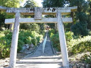 吉備津神社岩山神社