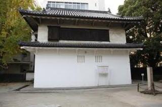 岡山城西丸西手櫓