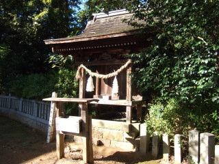 鶴山八幡宮薬祖神社