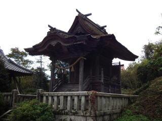 中山神社総神殿