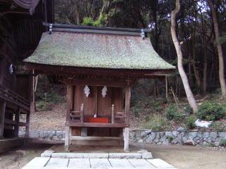 熊野神社第六殿