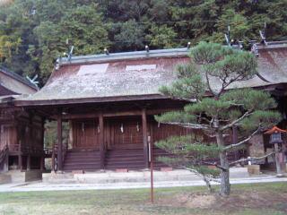 熊野神社第四殿