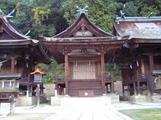 熊野神社第二殿