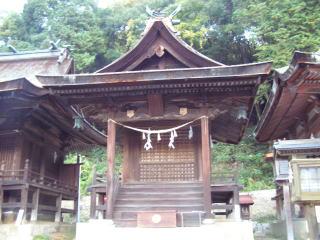 熊野神社第一殿