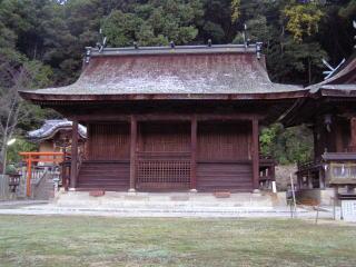 熊野神社第三殿