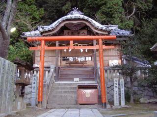 熊野神社八尾羅宮