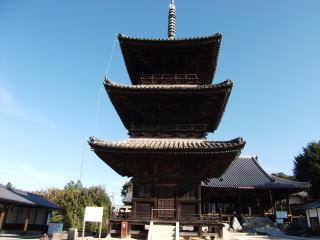 餘慶寺三重塔