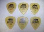 jim dunlop ultex sharp 1.4 and 2.0 2014