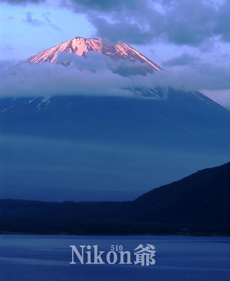 2014 06 14 15 本栖湖と富士山J@s