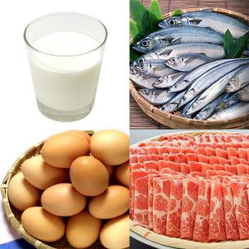 ED改善に良い必須アミノ酸を含む食品