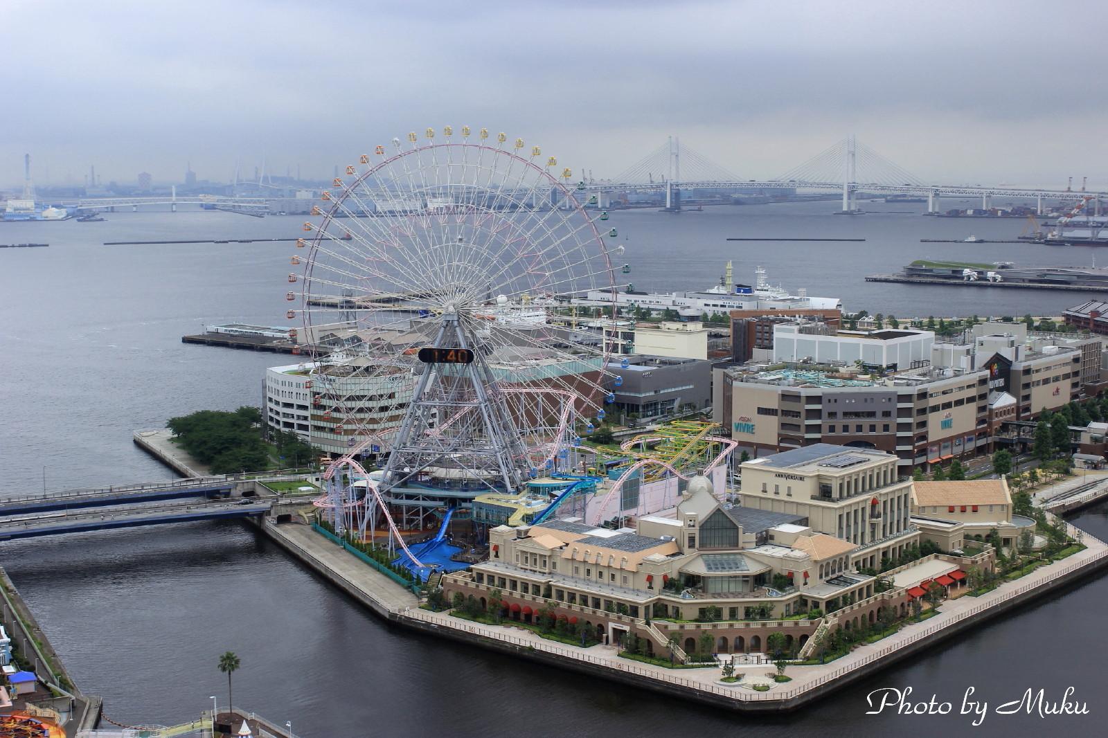 2014/07/04 みなとみらい21 (神奈川県横浜市)